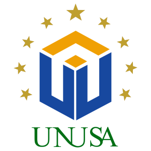 Logo UNUSA Background : Transparent